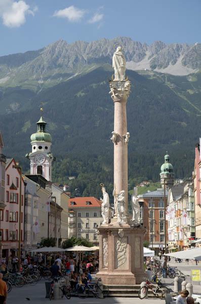 Centre d'Innsbruck