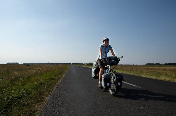 35 kilomètre de ligne droite: du plat, du plat et du vent de face