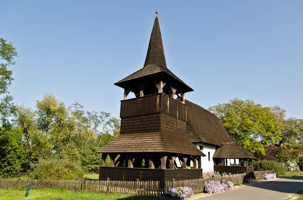Eglise calviniste de Kakos, construite en 1766