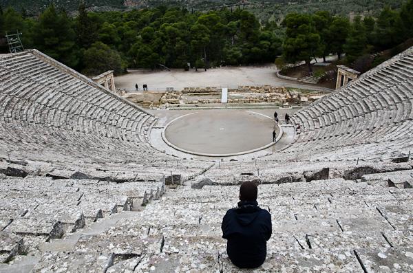 Qu'est-ce qu'on joue ce soir au théâtre d'Epidaure?