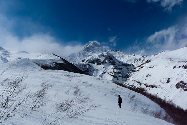 L'ascension du Mont Kazbek n'est pas au programme et pourtant…