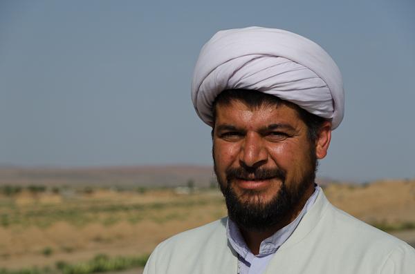 Un mollah, croisé en chemin