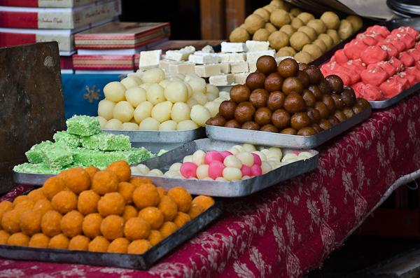 Diwali, un paradis pour les becs à bonbons