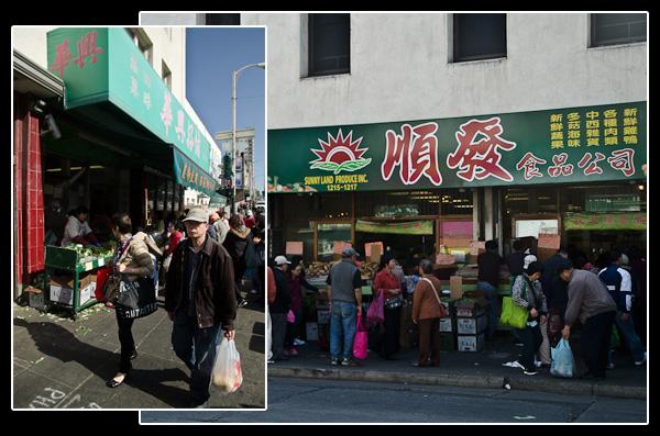 Il paraît que certains habitants de Chinatown ne sont jamais sortis du quartier…