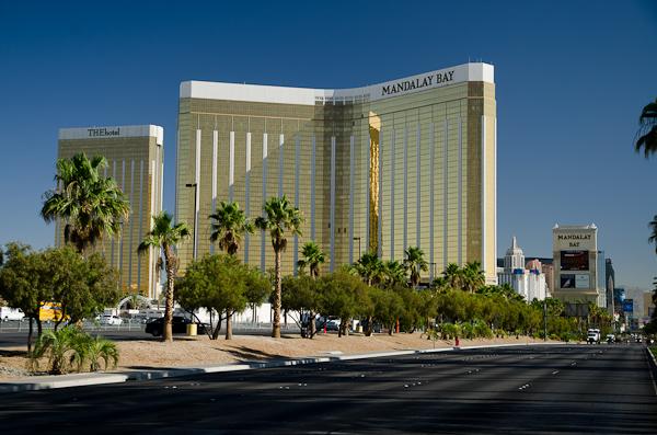 The Strip: le boulevard principal de Las Vegas où se regroupent les plus grands casinos-hôtels