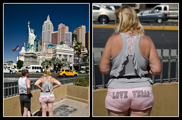 Falling in love with Las Vegas? Well, not sure…