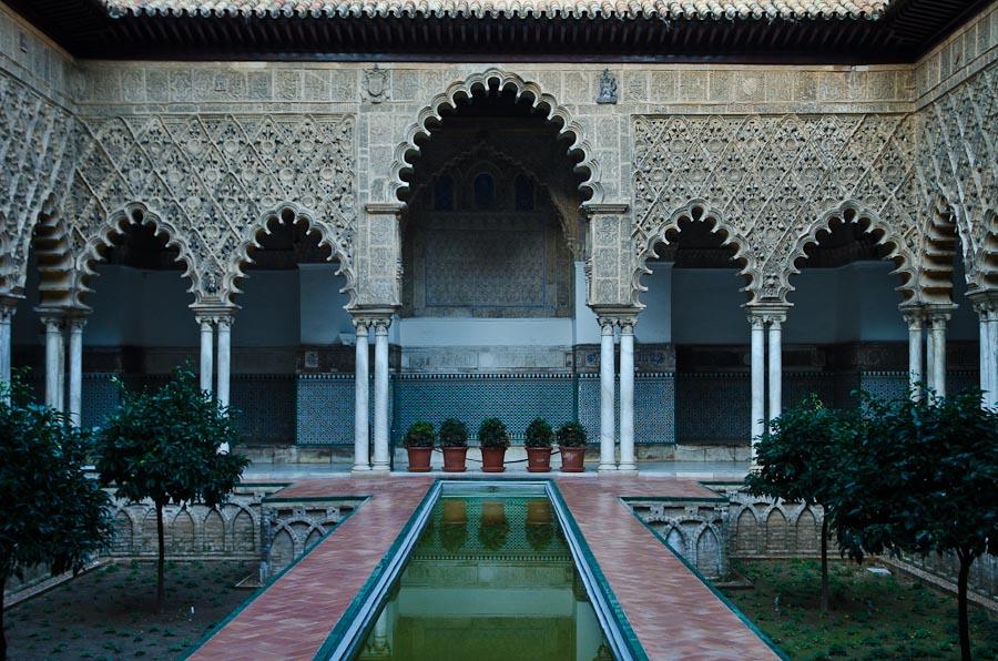 … ni l'extraordinaire Alcazar, palais fortifié construit sous le règne de l'émir Abd al-Rahman II